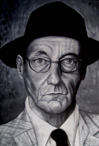 bill burroughs darker